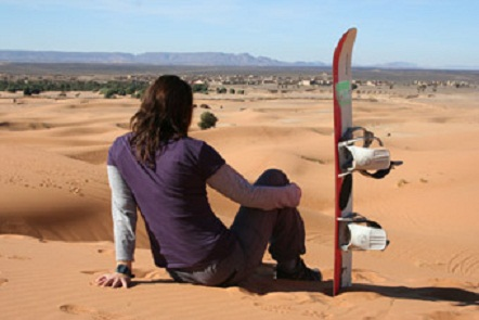 Travel Company_In_Egypt_Sand Boarding